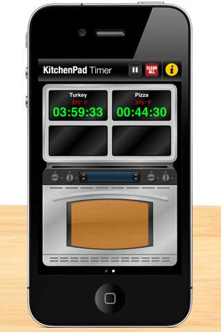 تطبيق KitchenPad