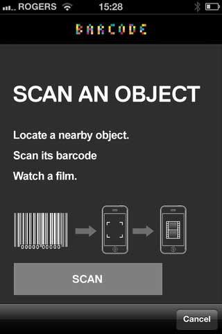 تطبيق barcode.tv