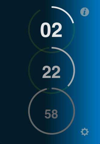 تطبيق Speedy timer