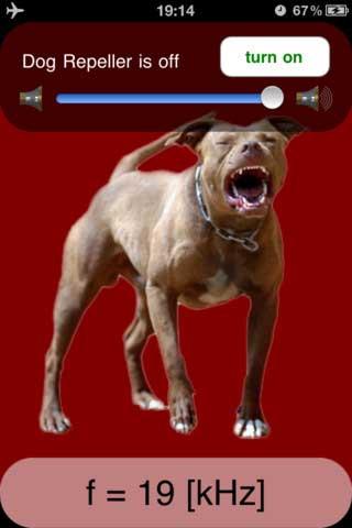 تطبيق مجاني يحميك من الكلاب