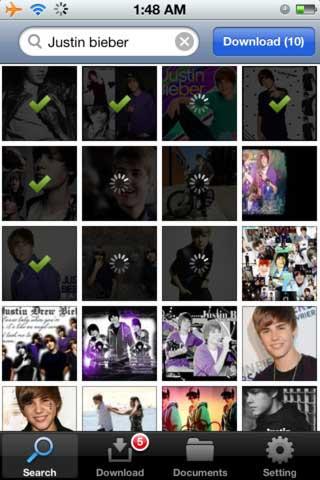 تطبيق مجاني للبحث عن الصور وتحميلها