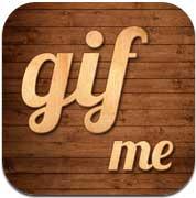 تطبيق Gif Me