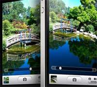 نماذج من مقاطع فيديو تم تصويرها بجهاز ايفون 4 أس