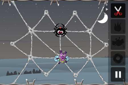لعبة العنكبوت الجشع – Greedy Spider