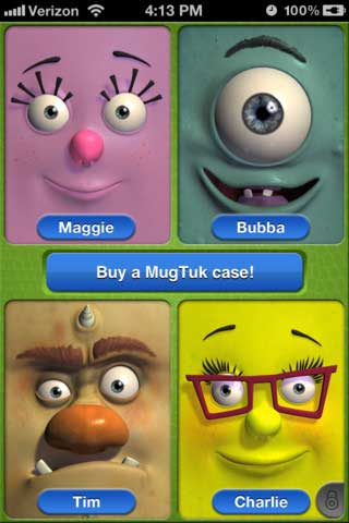 تطبيق Mugtuk