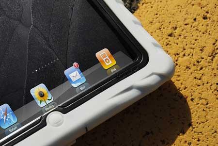 كساء واقي لجهاز الايباد 2 من سلسلة Drop Tech
