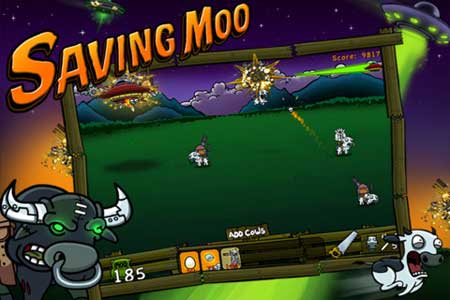 لعبة Savin Moo