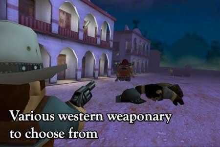 لعبة Cowboy Guns