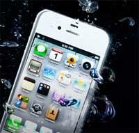 كيف يتم غمر الايفون في الماء دون أن يتلف؟