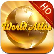 تطبيق World Atlas 2