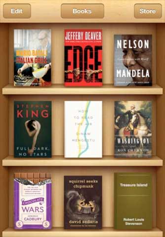 تطبيق iBooks