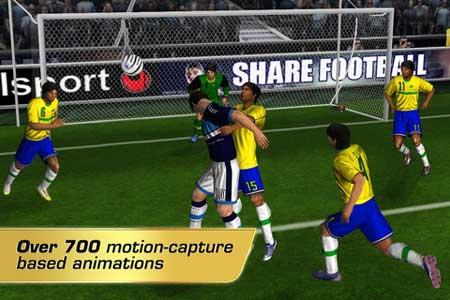 لعبة Real Football 2012