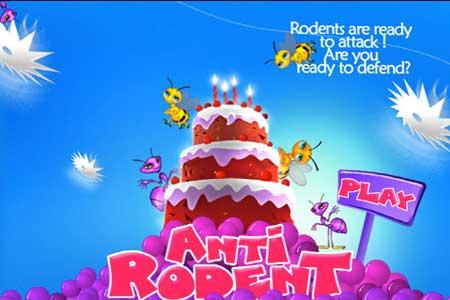 لعبة AntiRodent
