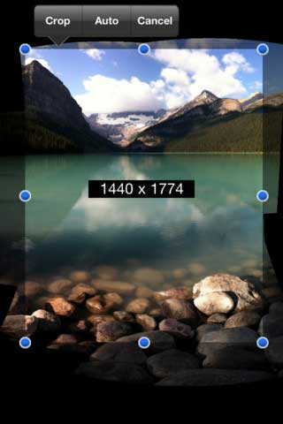 تطبيق AutoStitch Panorama