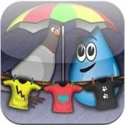 """لعبة """"المطر يفاجئني"""""""