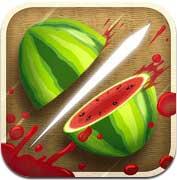 اللعبة الشيقة Fruit Ninja