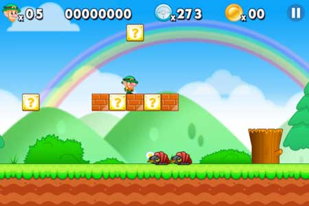 لعبة Super Jump World تحميل