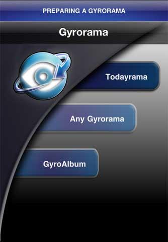 تطبيق Gyrorama PRO