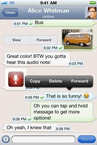 الشعب يسأل: أين أختفى تطبيق WhatsApp للرسائل ؟