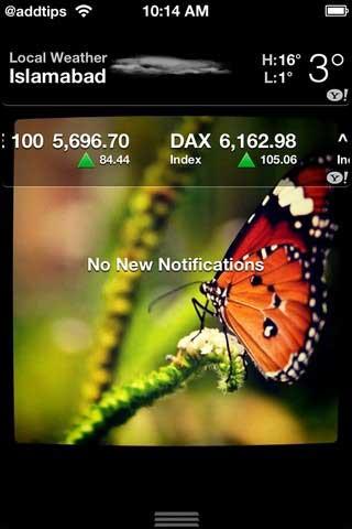 السيديا: نسخة جديدة من إداة Custom NC Background