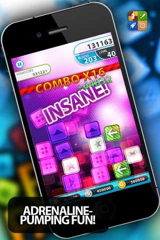 تطبيق Push Panic لعبة مجانية