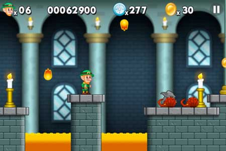 لعبة Super Jump World
