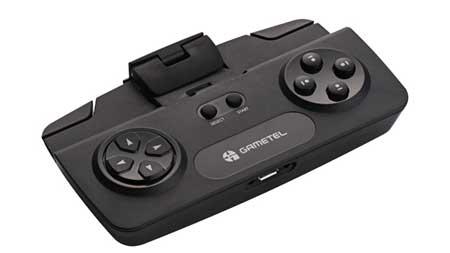 ريموت كنترول Gametel للألعاب بواسطة الايفون