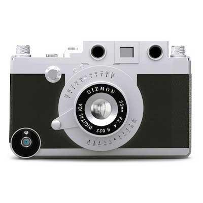 جهازك الايفون سيبدو كالكاميرا القديمة بهذا الكساء