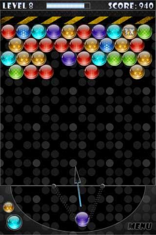 لعبة Ball Popper