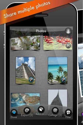 تطبيق لتحرير الصور Photogene 2