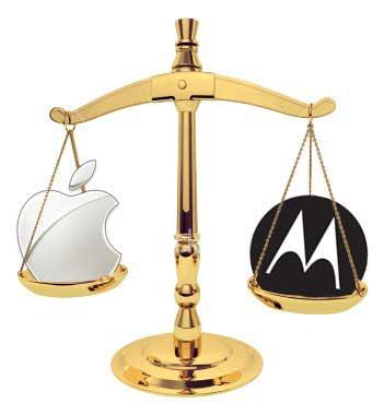 موتورولا تطالب ابل بمبلغ فلكي من مبيعات أجهزة 3G