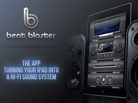 تطبيق BeatBlaster