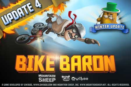 لعبة Bike Baron