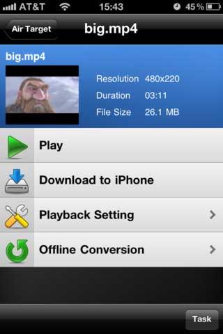 تطبيق Air Playit