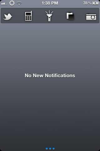 اداة Wee Toolbox for NotificationCenter