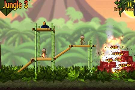 لعبة Monkey Bongo
