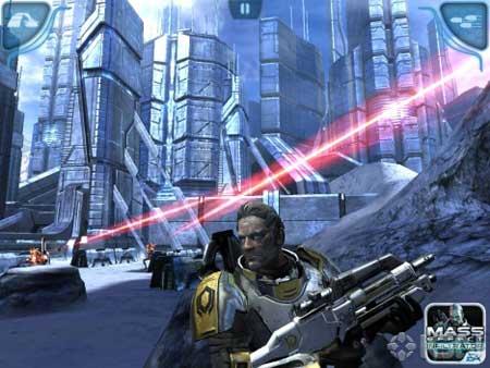 شركة EA تعلن عن طرح لعبة Mass Effect لأجهزة ابل