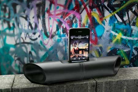 iBamboo - مكبر الصوت للأيفون