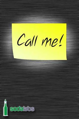 تطبيق Call Me
