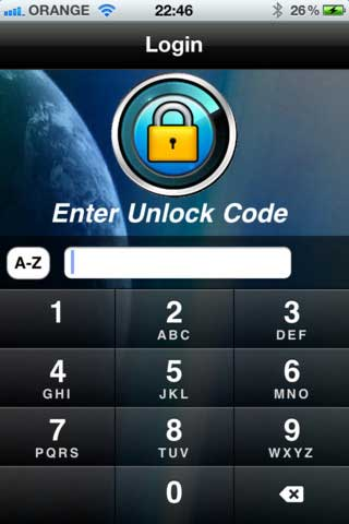 تطبيق Password Safe