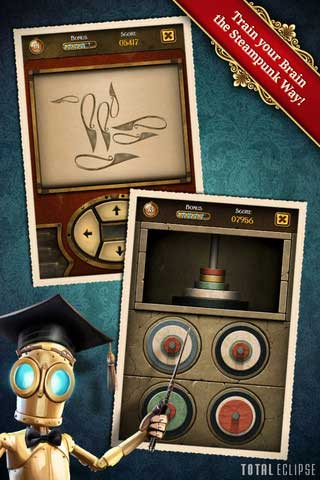 تطبيق Clockwork Brain