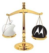 Photo of موتورولا تطالب ابل بمبلغ فلكي من مبيعات أجهزة 3G