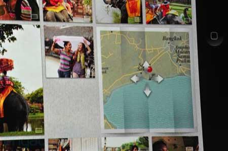 الايباد الجديد عالم رائع للصور من خلال تطبيق iPhoto