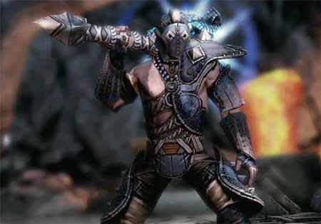 لعبة Infinity Blade: Dungeons للايباد الجديد