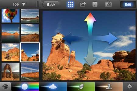 تطبيق iPhoto