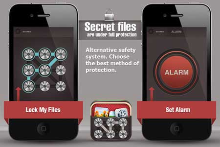 تطبيق 9 Dot Lock Protection