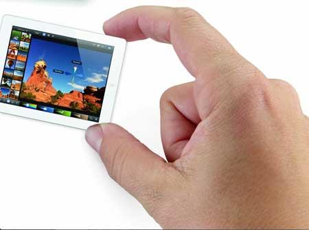 سامسونج: نصنع حاليا لشركة ابل شاشات لجهاز ميني ايباد