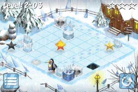 لعبة Puzzling Penguins 2