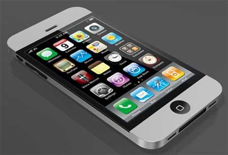 شائعة: الايفون القادم سيكون مزودا بشاشة 4.6 بوصات (صورة توضيحية)