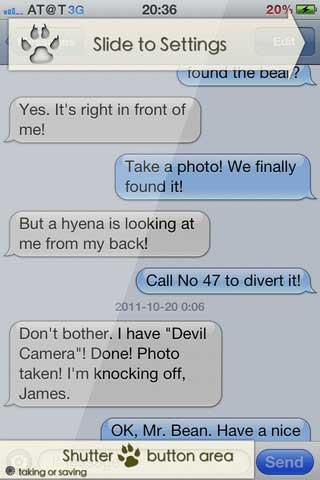 تطبيق Devil Camera